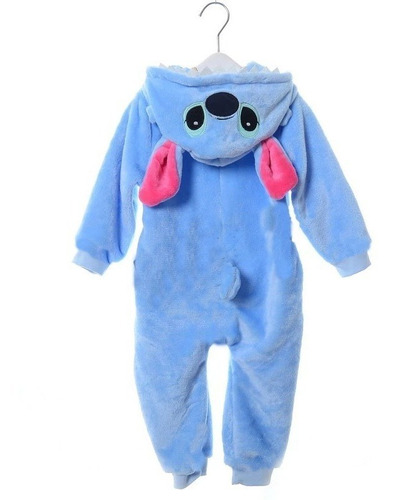 7750f5725b71b3 Fantasia Cosplay Stitch Fa004 Pijama Macacão Infantil à venda em ...