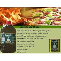 Azeite Extra Virgem Português Do Chefe Galão De 5litros