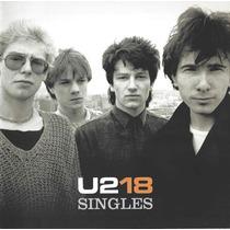 Cd U2 18 Singles Original Novo Lacrado