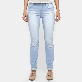 9e29e82a1 Calça Jeans Colcci Cory Indigo Feminina