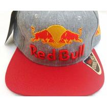 Promoção Boné Red Bull Com Regulagem Limited Edition 50% Off