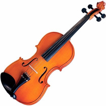 Violino Michael Vnm40 4/4 Com Estojo Termico E Acessorios