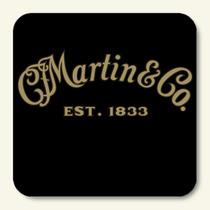 4 Porta Copos Personalizados Violão Martin - Frete Grátis