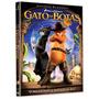 Gato De Botas - Dvd - Antonio Banderas - Salma Hayek Original
