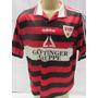 Antiga Camisa De Futebol Do Stuttgart Da Alemanha #7 Adidas