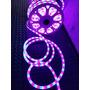 Kit 40 M Mangueira Led Neon Flex Rgb + Controlador