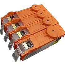 Cartucho Recarregável Deskjet Hp 3520 3522 Hp3520 C/ Chip