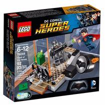 Lego 76044 Super Heroes Confronto De Heróis Batman Vs Sup
