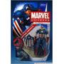 Marvel Universe Capitão América 1ª Versão  - Brinquetoys