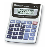 Calculadora Kenko De Mesa Kk-8985a Display 8 Digitos
