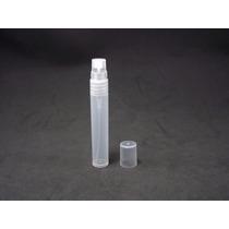 10 Porta Perfume Decants Flaconetes Plastico 8ml Spray
