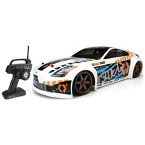 Hpi Sprint 2 Drift Nissan 350z 1/10 2.4ghz Rtr 106154 Rc Com
