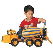 Caminhão Betoneira Columbus - Roma Brinquedos