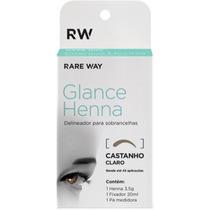 Rare Way Glance Henna - Castanho Claro