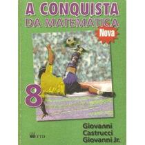 A Conquista Da Matemática 8 Giovanni Castrucci