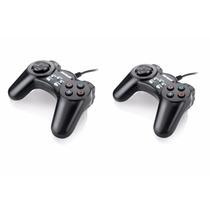 Controle Multilaser Preto Usb Video Game