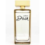 Eudora Diva Deo Colônia 100ml - Perfume Feminino Da Eudora
