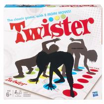 Jogo Twister - Novos Movimentos 98831 Hasbro Pronta Entrega