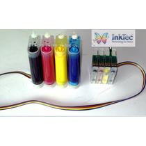 Bulk Ink Epson Xp 204/214/401/411 +tinta Sublimatica Inktec
