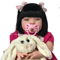 Boneca Bebe Tipo Reborn Completa A Mais Barata Do Mundo