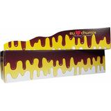 Kit Embalagem Interna + Externa P/ Churros Gourmet -1000 Un