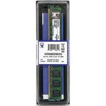 Pente Memória Kingston Ddr2 4gb 800mhz Pc2-6400 Kit 2x2