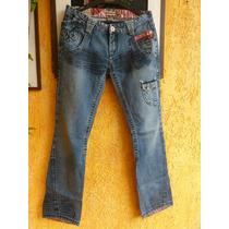 Calça Jeans Feminina Khelf 40