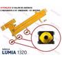 Botão Tecla Volume E Power (liga / Desliga) Nokia Lumia 1320