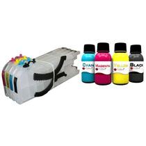 Bulk Ink Compativel Brother Lc75 Lc79 Mfc-j5910 J6710 Tintas