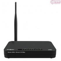 Promoção Roteador 150mbps Intelbras Ieee 802.11b S/ Juros