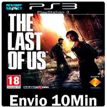 The Last Of Us -- Português [ Mídia Digital Psn Ps3 Play