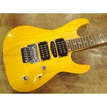 Imperdível Guitarra Tagima Memphis Mg 100 Natural