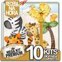 Safari Animais Imagens Png Jpg Para Criar Arte Personalizada