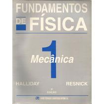 Fundamentos De Física De Halliday E Resnick Vols. 1, 2, 3, 4