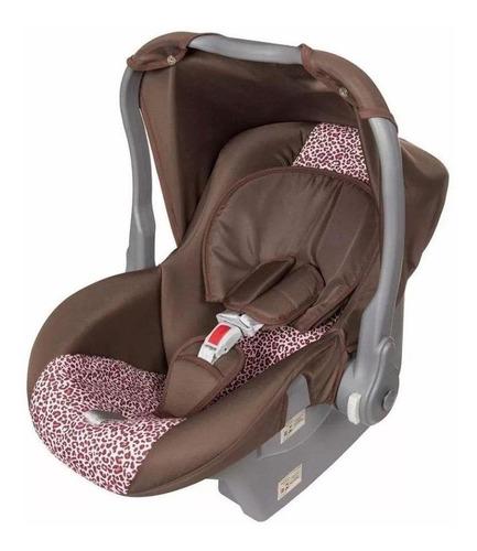 Bebê Conforto Tutti Baby  Bebê Conforto Nino Rosa-onça