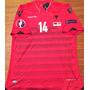 Camisa Albania Euro 2016 Xhaka Vs Suiça Completa