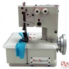 Máquina  De Costura Reta Industrial Yamata+galoneira Semi