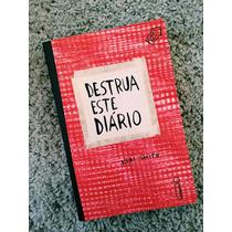 Livro | Destrua Este Diário