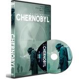 Dvd Box Chernobyl Minisérie Completa Dual Áudio