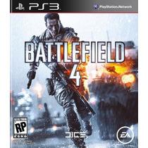 Jogo Da Ea Games Novo Lacrado Battlefield 4 Playstation 3