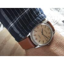 Relógio P Moser Década 40 Suiço Pulso Antigo Coleção