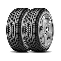 Jogo De 2 Pneus Pirelli P7 205/55r15 88v