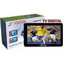 Tablet Foston Fs - M791gt Com Tv Digital