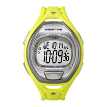 Relógio Timex Ironman 50 Laps Digital Tw5k96100w/wn Original