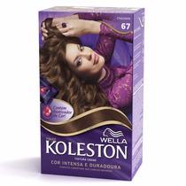 Tinta Creme Koleston Chocolate 67