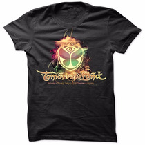 Camiseta Tomorrowland Festival Camisa Masculina Lançamento