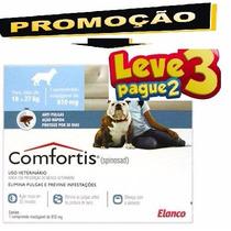 Anti Pulgas Comfortis 18kg A 27 Kg - Leve 3 Pague 2