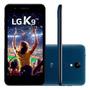 Smartphone Lg K9 Tv Lmx210bmw Azul