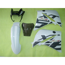 Kit Carenagem Xt660 Branca 2015 Com Bolha Speed China