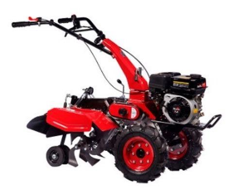 Motocultivador A Gasolina Com Rodas Dupla 7hp Tt65a Toyama